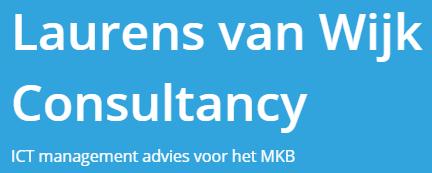 Laurens van Wijk Consultancy Logo